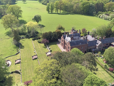 Staffield Hall, Cumbria, Penrith