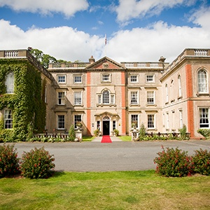 <strong>The Elms, Worcestershire</strong>: A luxury pet-friendly hotel with beautiful grounds to explore.