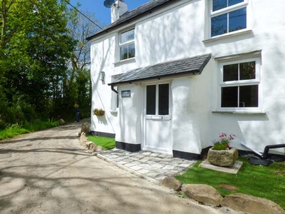 Cob Cottage, Cornwall, Saint Columb