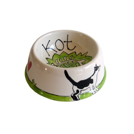 Small Personalised Dog Bowl 6
