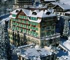 Hotel Belvedere, Switzerland