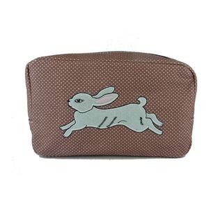 White Rabbit Cosmetic Bag
