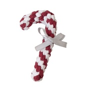 Pet Brands - Candy Cane Rope Toy