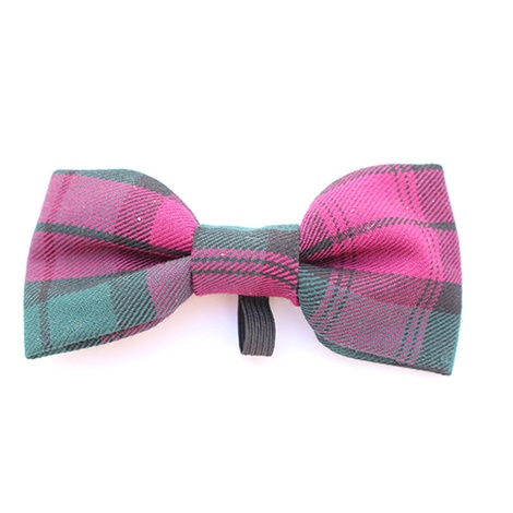 Morris Tartan Bow Tie