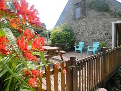 Tregonhawke Farm Apartment, Cornwall, Torpoint