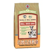 James Wellbeloved - JW Adult Small Breed Turkey 7.5kg