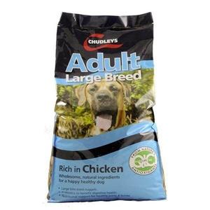 Chudleys Adult Large Breed Chicken Dog Food 15kg