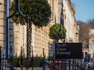 No.15 Great Pulteney, Somerset, Bath