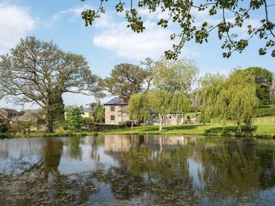 Wooladon House, Devon, Tavistock