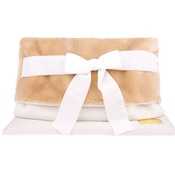 Chihuy - Dog Bed Sleep Sack in White Cashmere