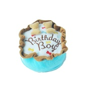 Haute Diggity Dog - Large Birthday Boy Squeaky Dog Toy