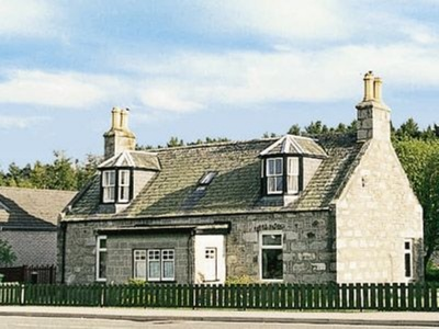 Granite Cottage, Highland