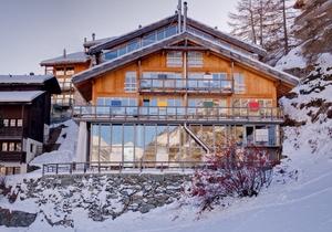 Heinz Julen Loft Mountain Chalet 2