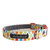 Salt Dog Studios - Salt Dog Studio Harlequin Dog Collar