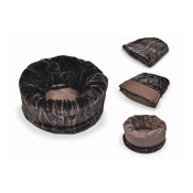 P.L.A.Y. - Snuggle Dog & Cat Bed - Truffle Brown