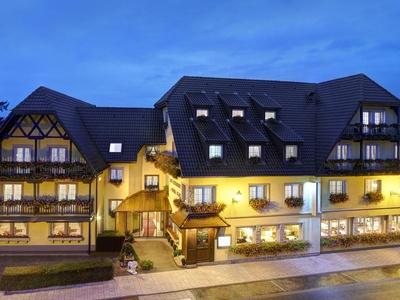 Hotel Best Western Au Cheval Blanc Baldersheim, Balchladich
