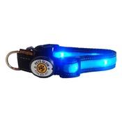 PetsGlow - Brightside LED Dog Collar - Blue