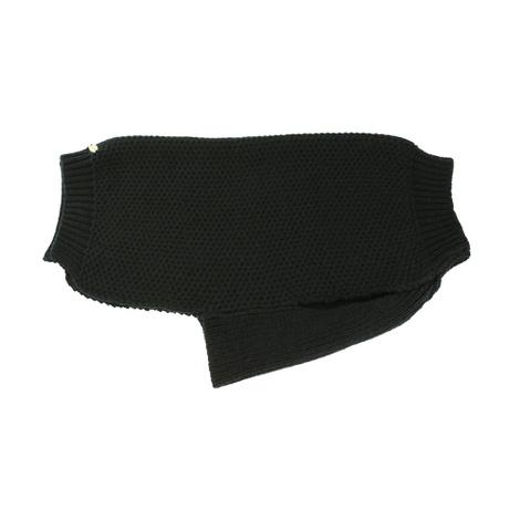 Strachey Wool Jumper - Black