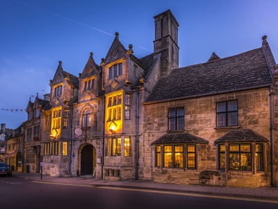 The Talbot Hotel, Northamptonshire, Oundle
