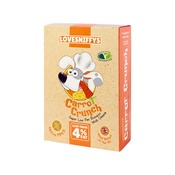LoveSniffys - Low Fat Carrot Crunch Dog Biscuits with Cheese (3 x 10