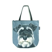 DekumDekum - Mack the Schnauzer Dog Bag