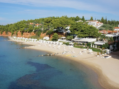 Danai Beach Resort & Villas, Greece, Sithonia
