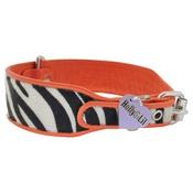 Holly&Lil - Orange & Zebra Safari
