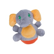Outward Hound - Wobblerz Plush Dog Toy – Elephant
