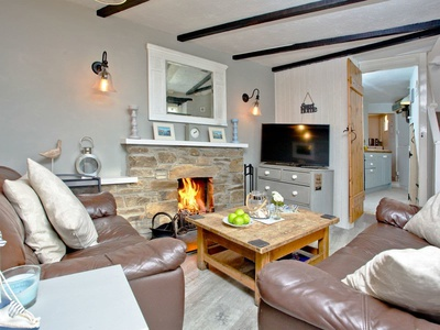 Fran's Cottage, Cornwall, Mevagissey