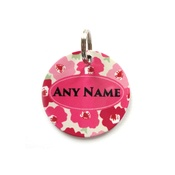 Ditsy Pet - Sally Pet ID Tag