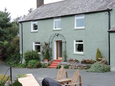 Near Bank Cottage, Cumbria, Millom