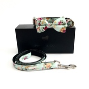 Percy & Co - Collar, Bow Tie and Lead Set - Barnes