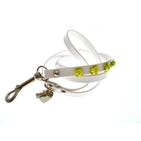 Fancy Dog Lead - Yellow