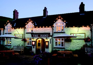 The Hand at Llanarmon, Wales 5