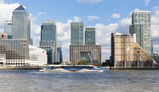 MBNA Thames Clippers River Bus 2