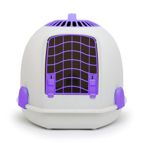 'The Igloo' For Cats - Purrfect Purple