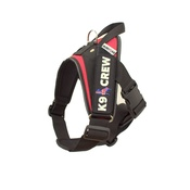 K9 CREW - K9 Crew Red Harness