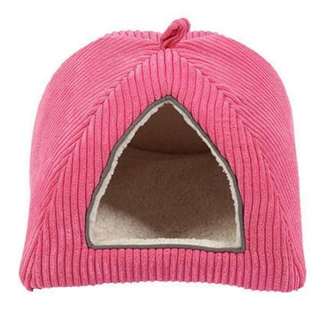 Sweet Dreams Cat Igloo – Pink