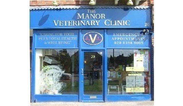 Manor Veterinary Clinic