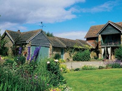 Middle Barn Cottage, Shropshire, Seifton