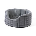 Kudos Sentire Supersoft Oval Pet Bed