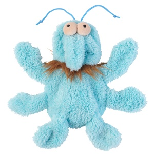 Scratchmo the Flea Flat Out Dog Toy