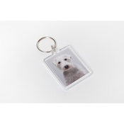 PetsPyjamas - Personalised Pet Keyring