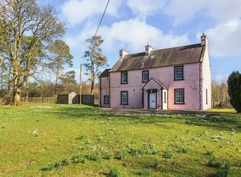 Lochenkit Farmhouse, Dumfries and Galloway