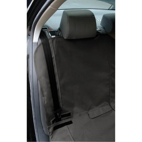 Bench Seat Cover - Black 2