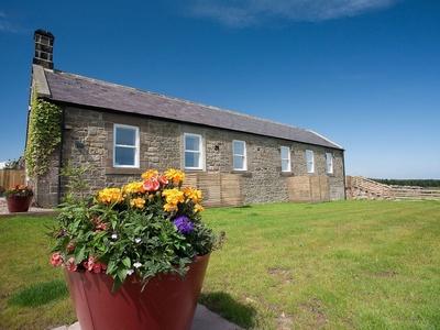 Inglenook Cottage, Northumberland, Chathill