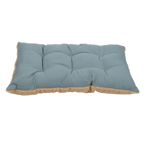 Kudos Kingston Cage Pet Cushion in Duck Egg Blue