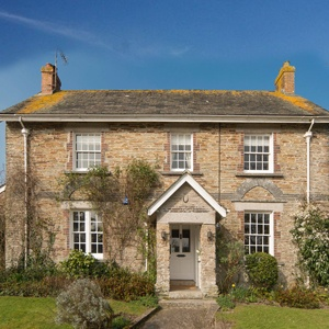 <strong>BALLAMINERS HOUSE, CORNWALL:</strong> Perfect for getaways with your four-legged friend and away from the hustle and bustle of Padstow, Ballaminers House is a stunning 18th century Cornish farmhouse.