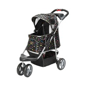 InnoPet - Precious Buggy for Dogs - Black