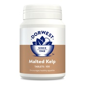 Dorwest Veterinary - Malted Kelp Tablets for Dogs and Cats